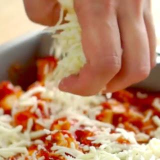 Chicken Parmesan Bake.