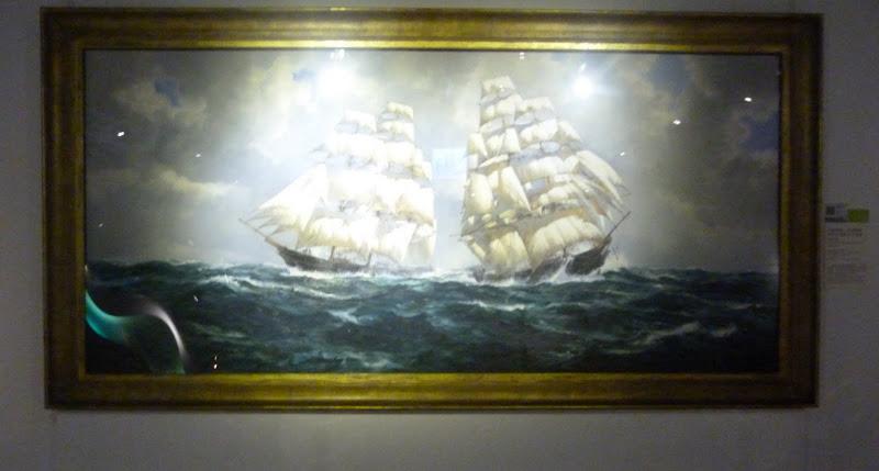 Taipei. Evergreen Maritime Museum. - P1340988.JPG
