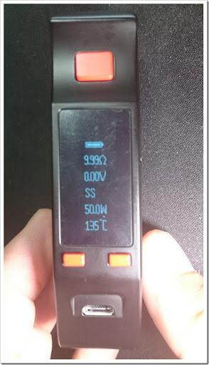 DSC 3909 thumb%25255B5%25255D - 【MOD】「AMIGO ITSUWA CHAIN REACTION-II MOD」レビュー。かっこいいグリップのMOD【VAPE/電子タバコ】