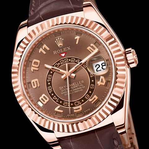 finally the is here most desirable collectable watches