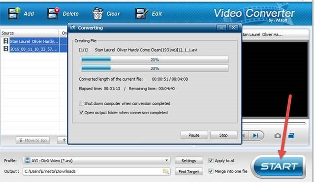 unione-file-video