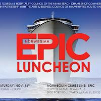 An EPIC Luncheon - Saturday, Nov. 16, 2013