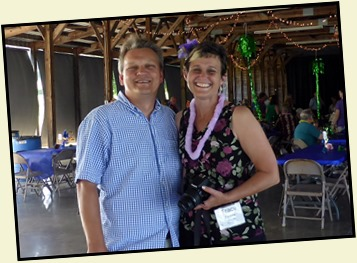 11j - Hawaiian Luau - May 30 - Thanks Lee and Trace