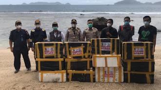 Majukan Budidaya Lobster, KKP Tindak Tegas Penyelundup Benur