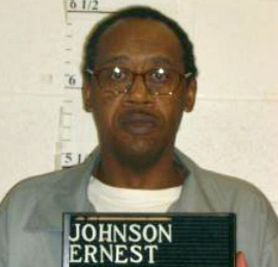 Final words of death row inmate, Ernest Lee Johnson, before he was killed is revealed