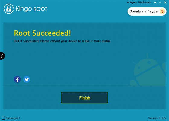Kingo Android Root 1.5.5.3207
