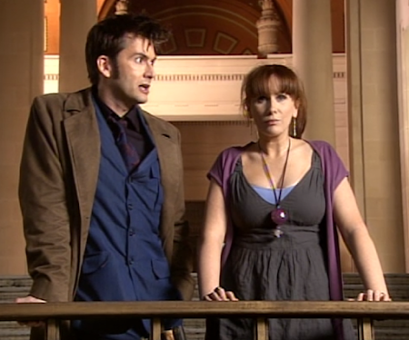 Donna Noble's Statement Jewelry