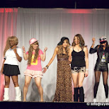 gyaru fashion show at anime north 2013 in Mississauga, Ontario, Canada