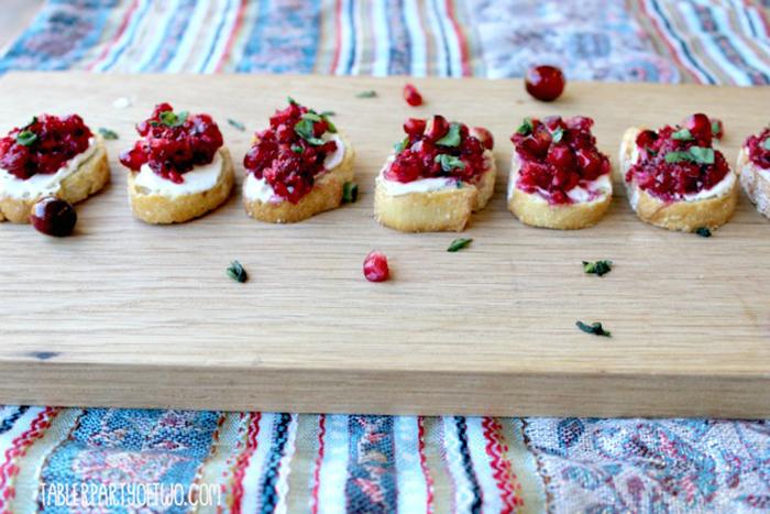 Pomegranate-and-Cranberry-Bruschetta-2