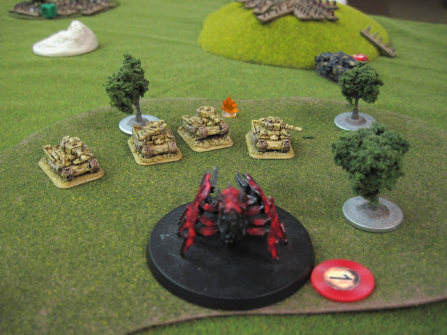Ragnarusses take on a Feral.
