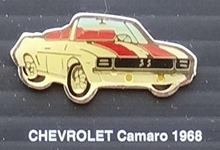 Chevrolet Camaro 1968 (10)