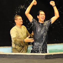 Celebração de Batismo