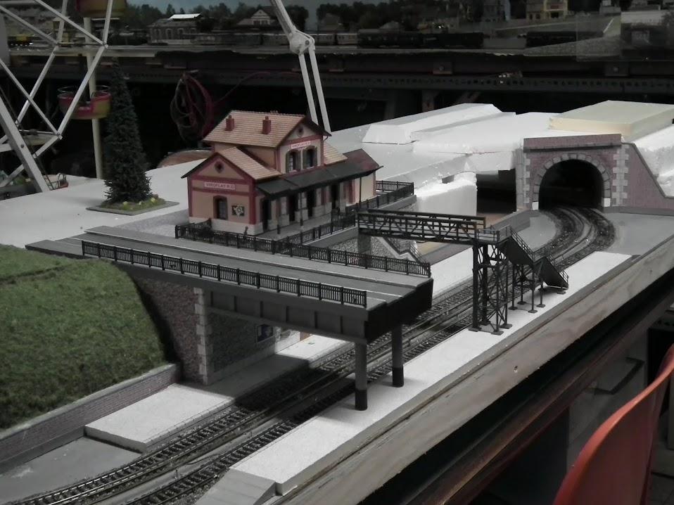 Mali klub željezničkih modelara u Francuskoj Gare+Viroflay+%252821%2529