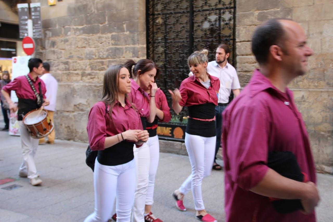 Diada XXIè Aniversari Castellers de Lleida 9-4-2016 - IMG_0034.JPG