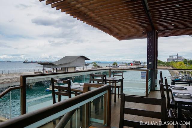 Cebu | Osting's at Naga Boardwalk