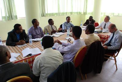 2009 Ethiopia CP Meetings