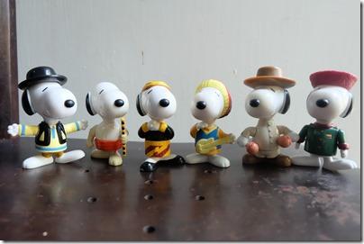 Snoopy x McDonald's