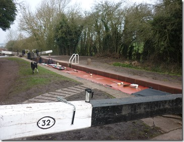 2 new bottom gate and coping stones