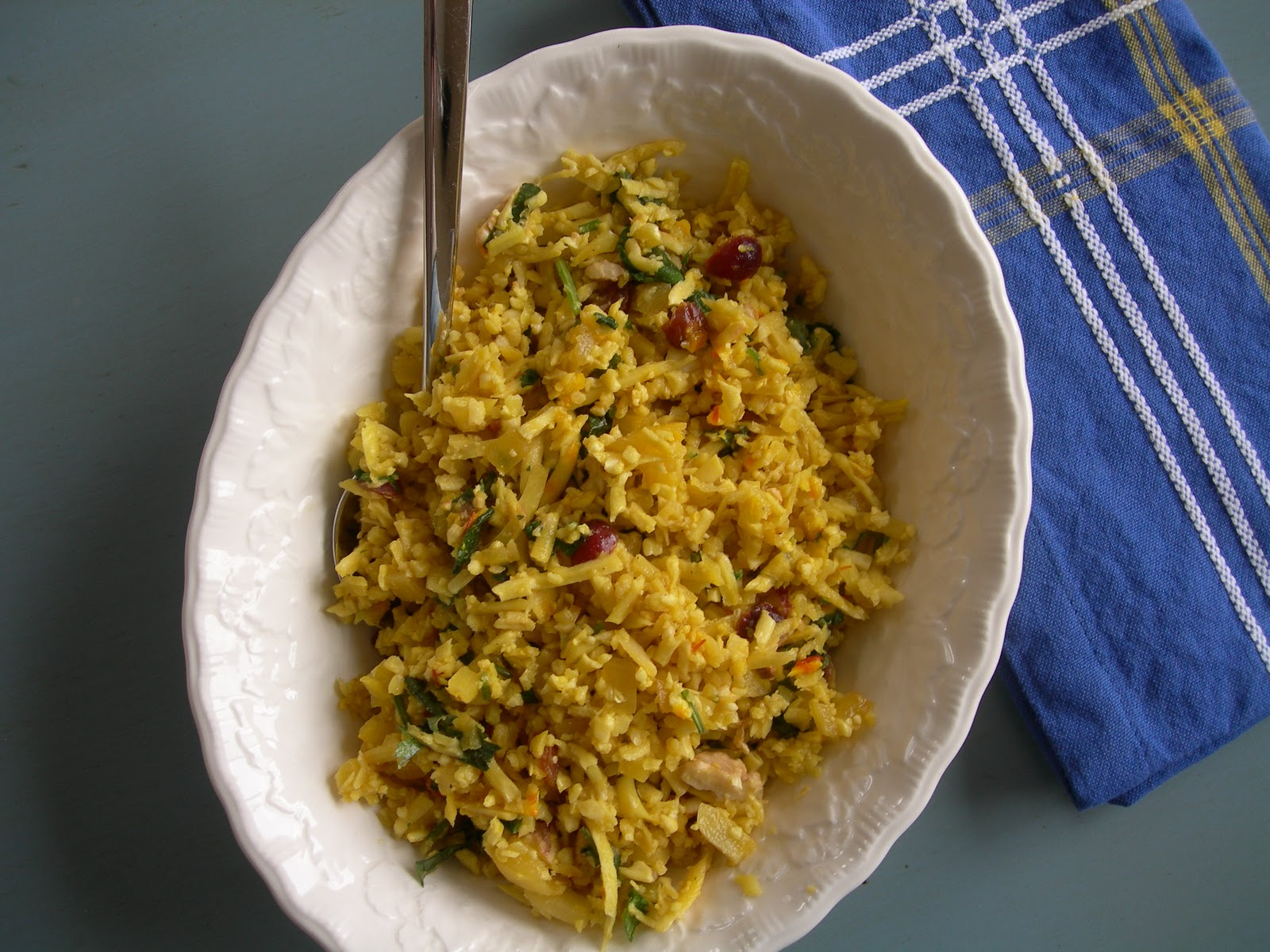 saffron rice pilaf has long been one of my favorite dishes i felt sure ...