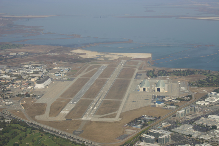 NASA Moffet Airfield