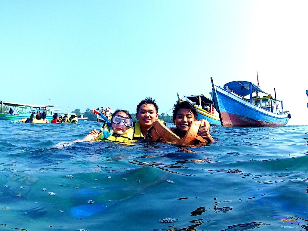 family trip pulau harapan, 1-2 agustus 2015 gopro 07