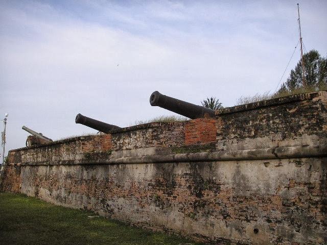Kota-Cornwallis-Fort-Cornwallis