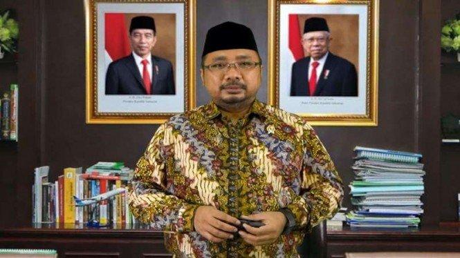 Menag Yaqut Jelaskan Sebut Investasi Dana Haji di BPKH Rugikan Jemaah