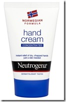 Norwegian Formula Hand Cream