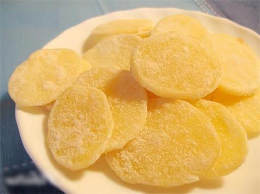Mứt khoai tây