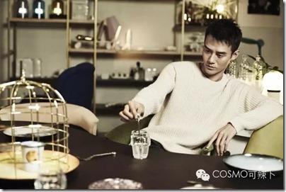 Wang Kai X Cosmo 王凱 X 時尚Cosmo Dec 02