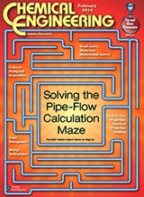 Chemical Engineering Magazine 02/2014 edition - Free subscription.