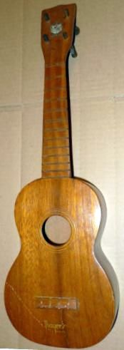 Thayers Pianos Hawaiian soprano Ukulele