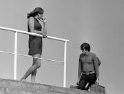 1974 г. Рыбачье. Пришел катер из Алушты