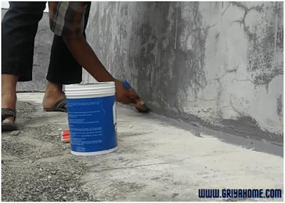 solusi mengatasi retak pada dak beton
