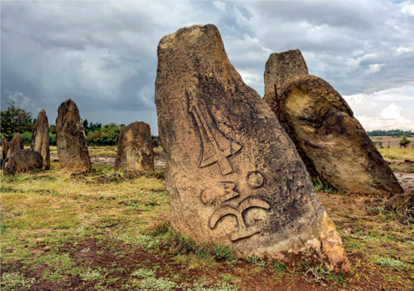 MEGALITOS IMPOSSÍVEIS NA ETIÓPIA