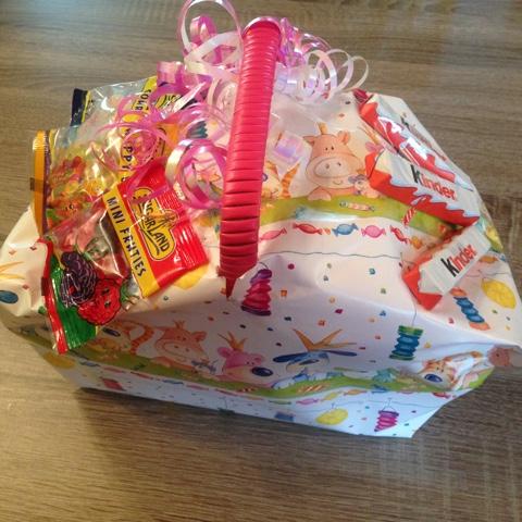 Geburtstagsgeschenk für Kind