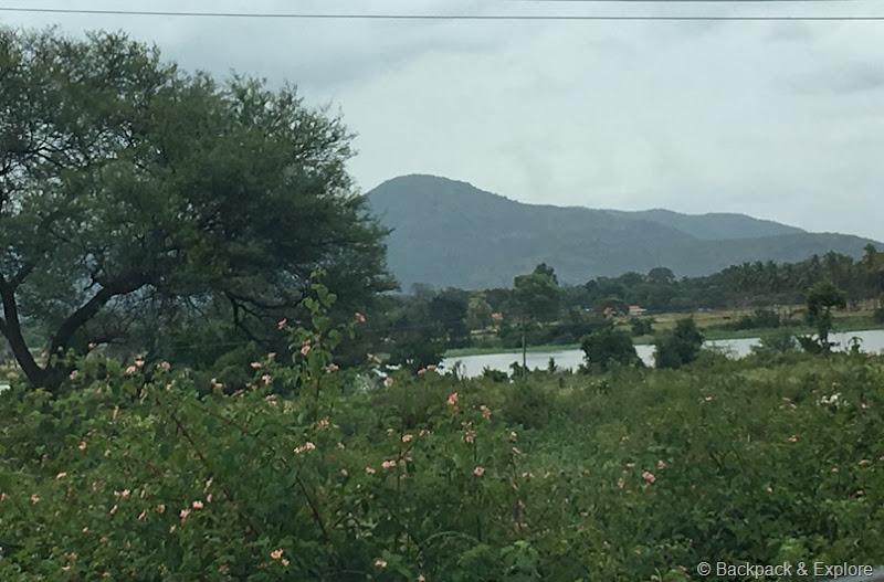BR Hills at Backdrop, Karnataka