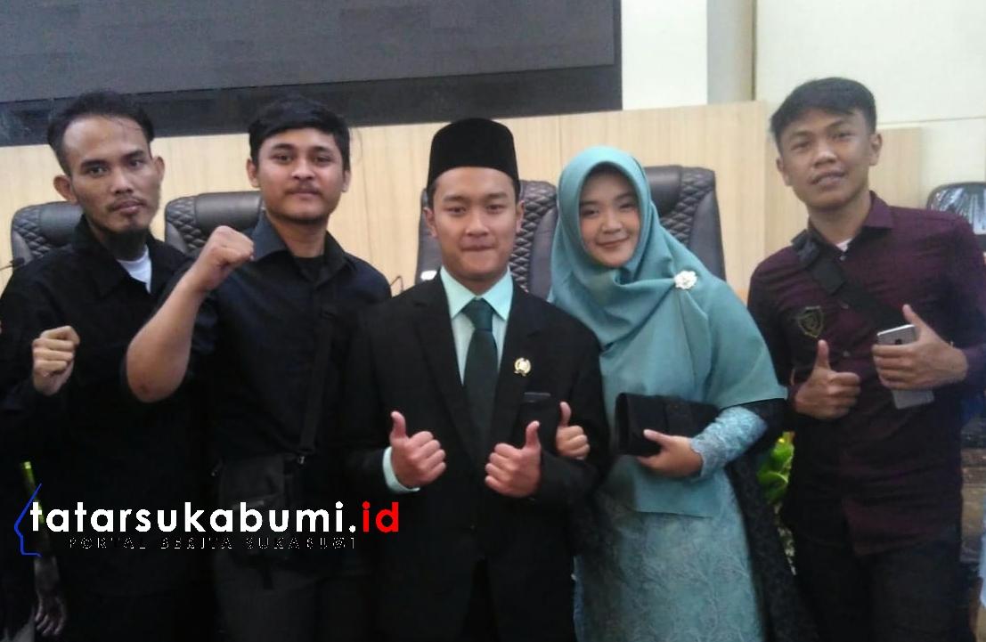 Ramzi Anggota DPRD Kabupaten Sukabumi Fraksi PKS Termuda