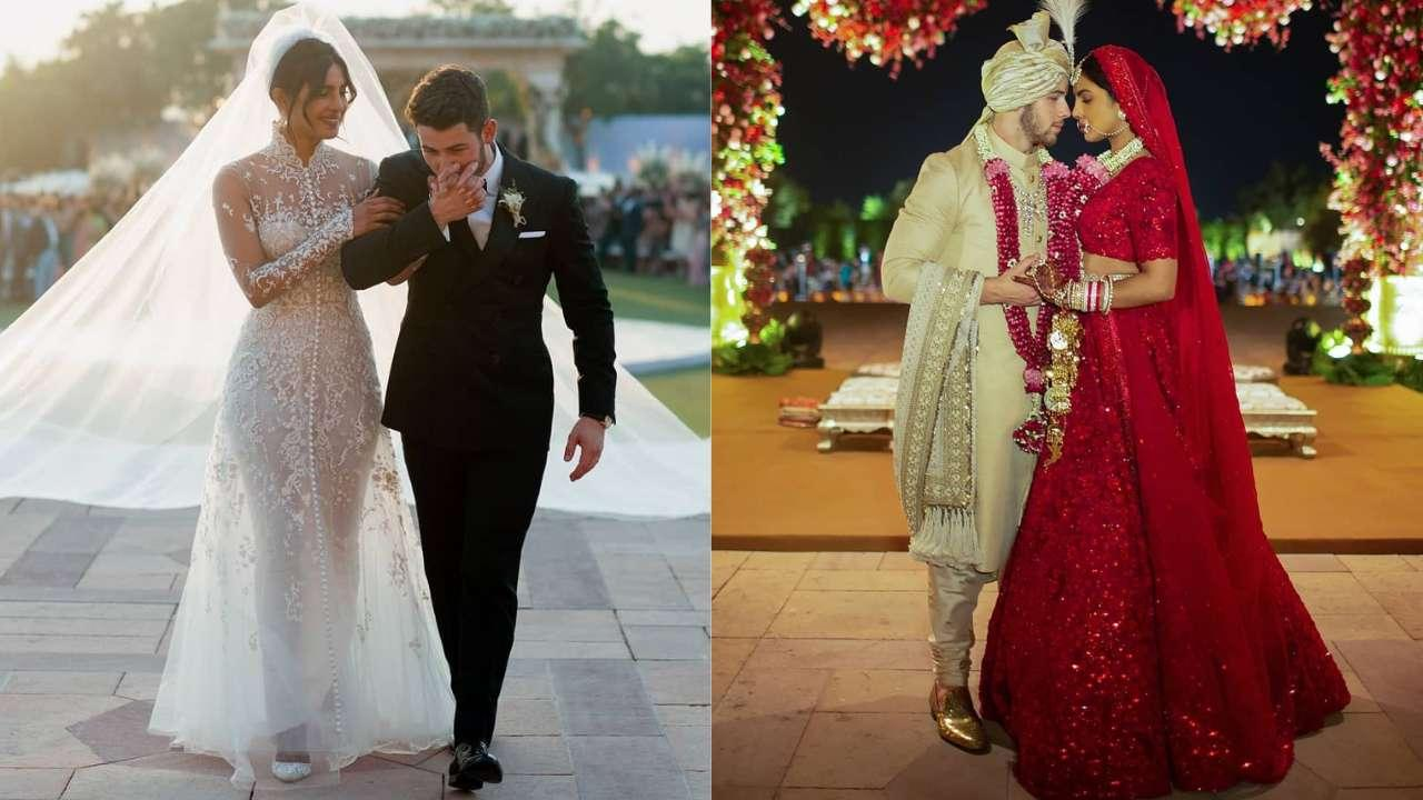 Image result for priyanka nick wedding