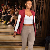 OIC - ENTSIMAGES.COM - Model(s) at the  LFW a/w 2016: Barrus - catwalk show London 19th February 2016 Photo Mobis Photos/OIC 0203 174 1069