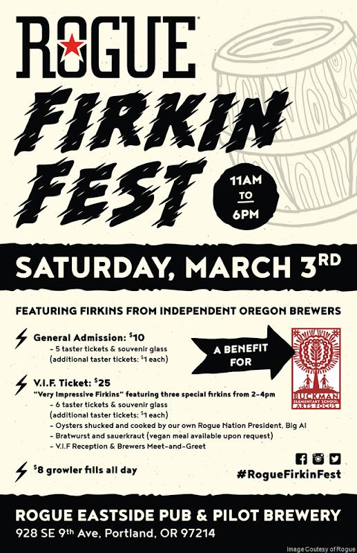Rogue Firkin Fest Coming 3/3