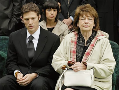 Friday Night Lights: Matt and Grandma