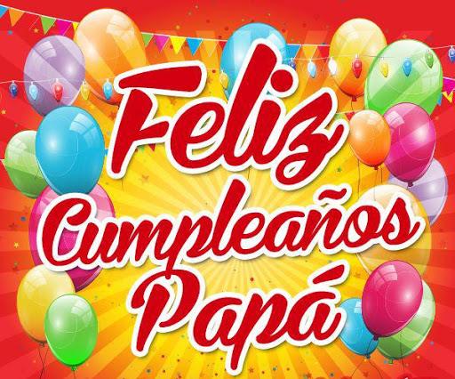 скачать Frases Feliz Cumpleaños Papa Google Play Apps