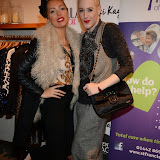 WWW.ENTSIMAGES.COM -  Aisleyne Horgan Wallace  and Lewis-Duncan Weedon at         Fashion with Oui Friends in Harpenden Hertfordshire November 21st 2013                                           Photo Mobis Photos/OIC 0203 174 1069