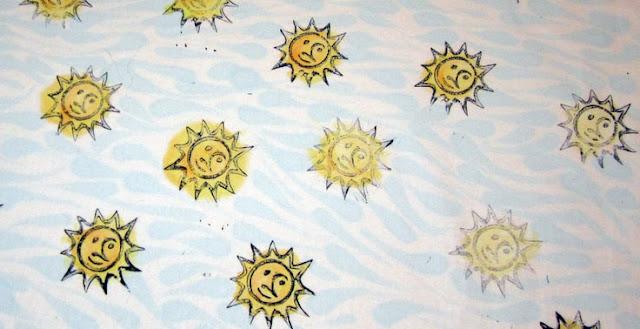 sun fabric