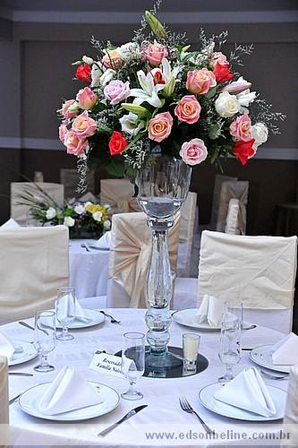 decoracao casamento branco e vermelho: festa: Ideias de decora??o ...