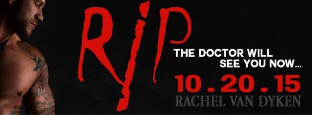 Release Day: RIP by Rachel Van Dyken