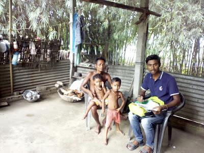 Home visit to Nayapara Pt 1