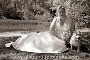 Bruidsreportage (Trouwfotograaf) - Foto van bruid - 003