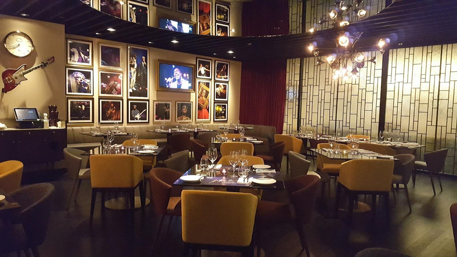 Montreux Jazz Cafe Singapore Review